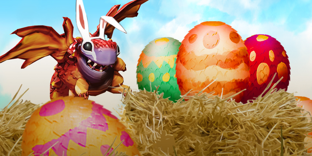 This Year Celebrate The Coming Of Spring In Vainglory By Decorating Hardest Egg To Hide All Skaarfs Draw And Decorate On Paper